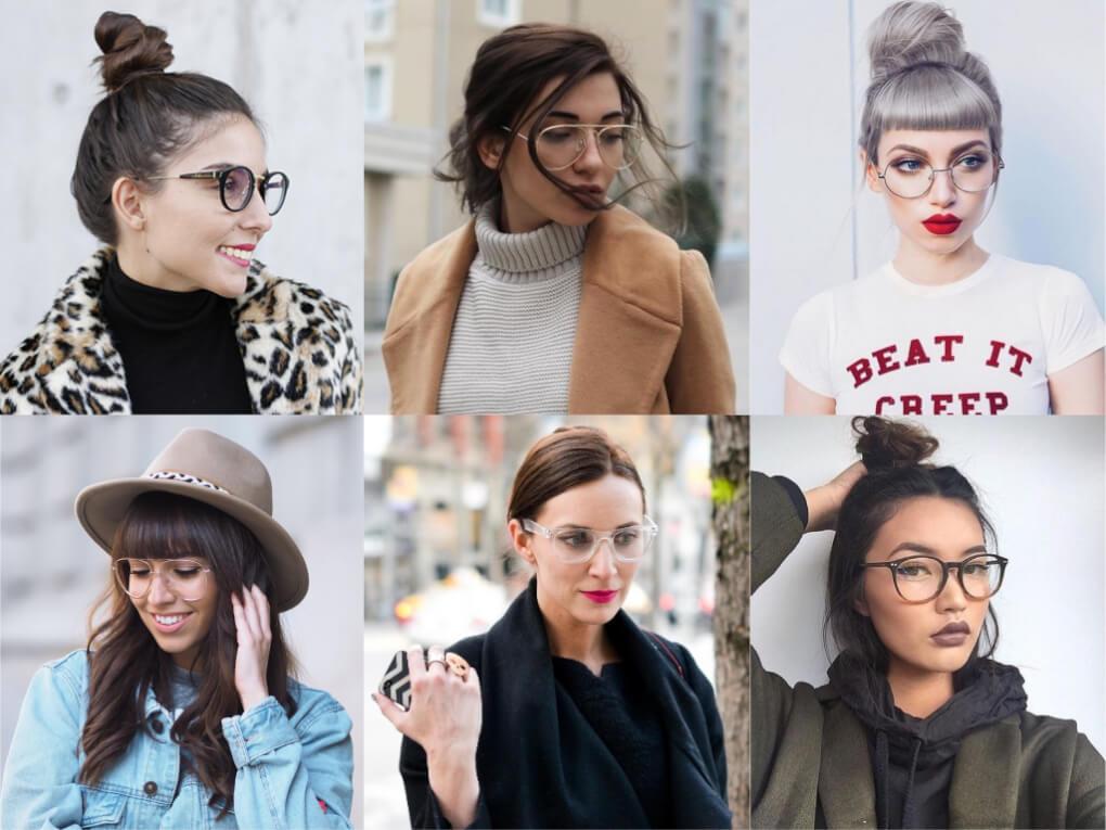 ¿Gafas o lentillas? Tendencias en gafas de vista para 2018