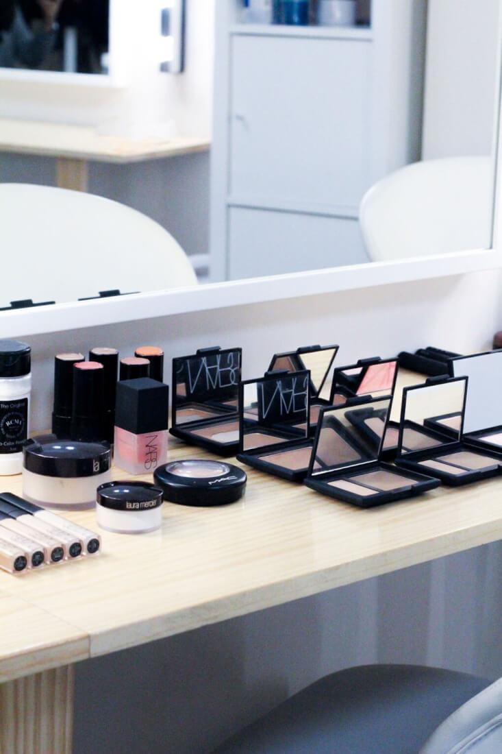 make up experience con ana albiol curso maquillaje coruña