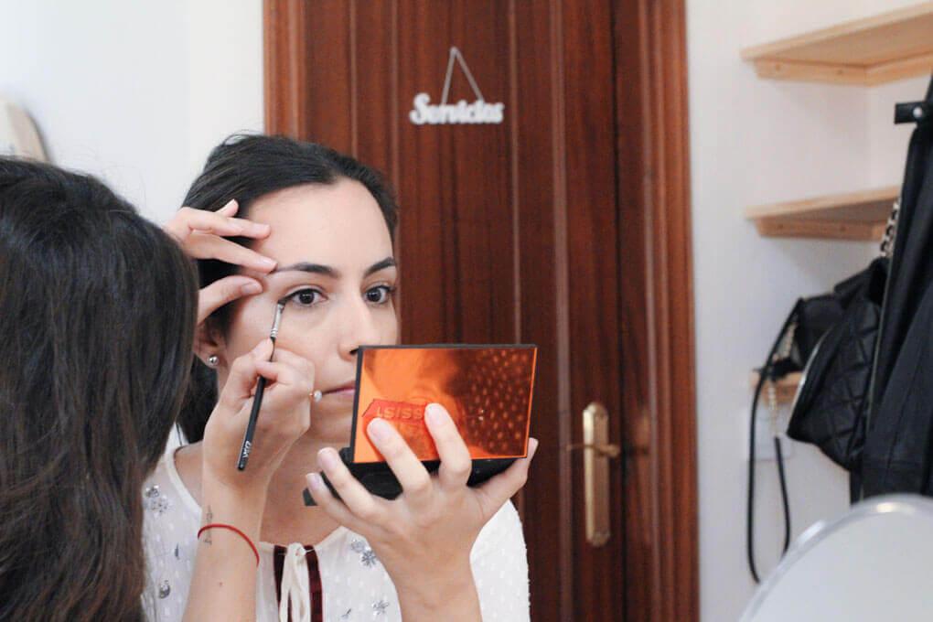 make up experience con ana albiol siempre hay algo que ponerse