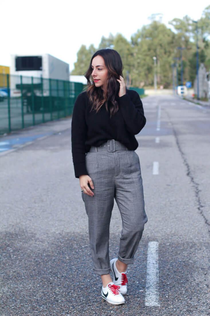 pantalones cuadros street style pantalones cuadros siempre hay algo que ponerse