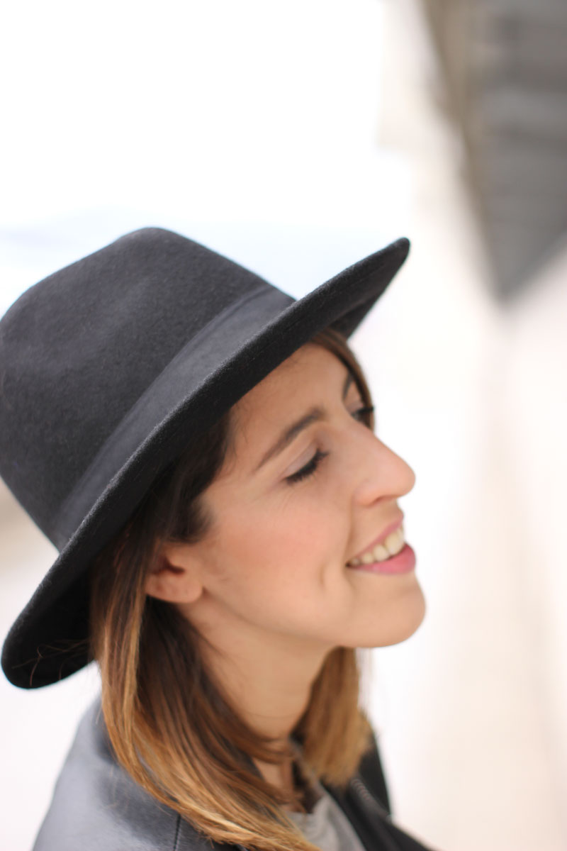 Sombrero negro. Day a Day.