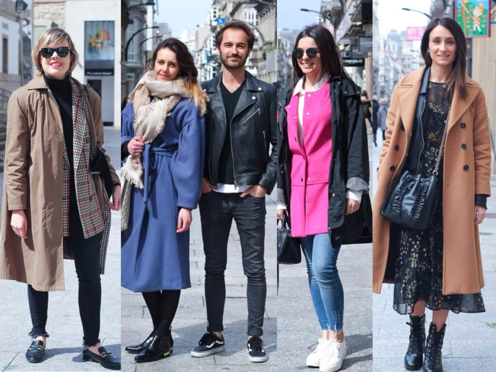 Street Style Vigo March 2018