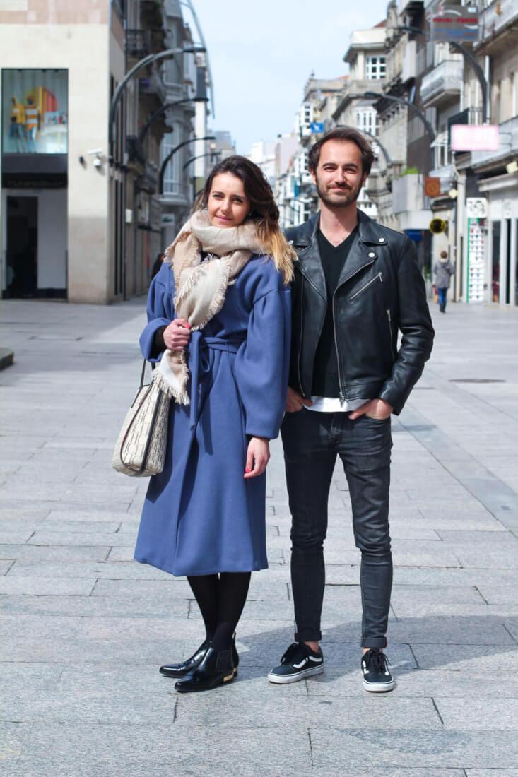 street style vigo street style couple