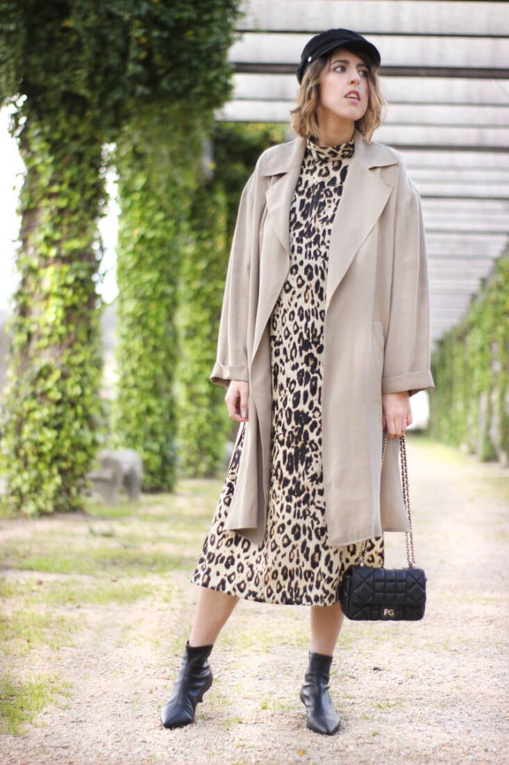 Trench Street Style