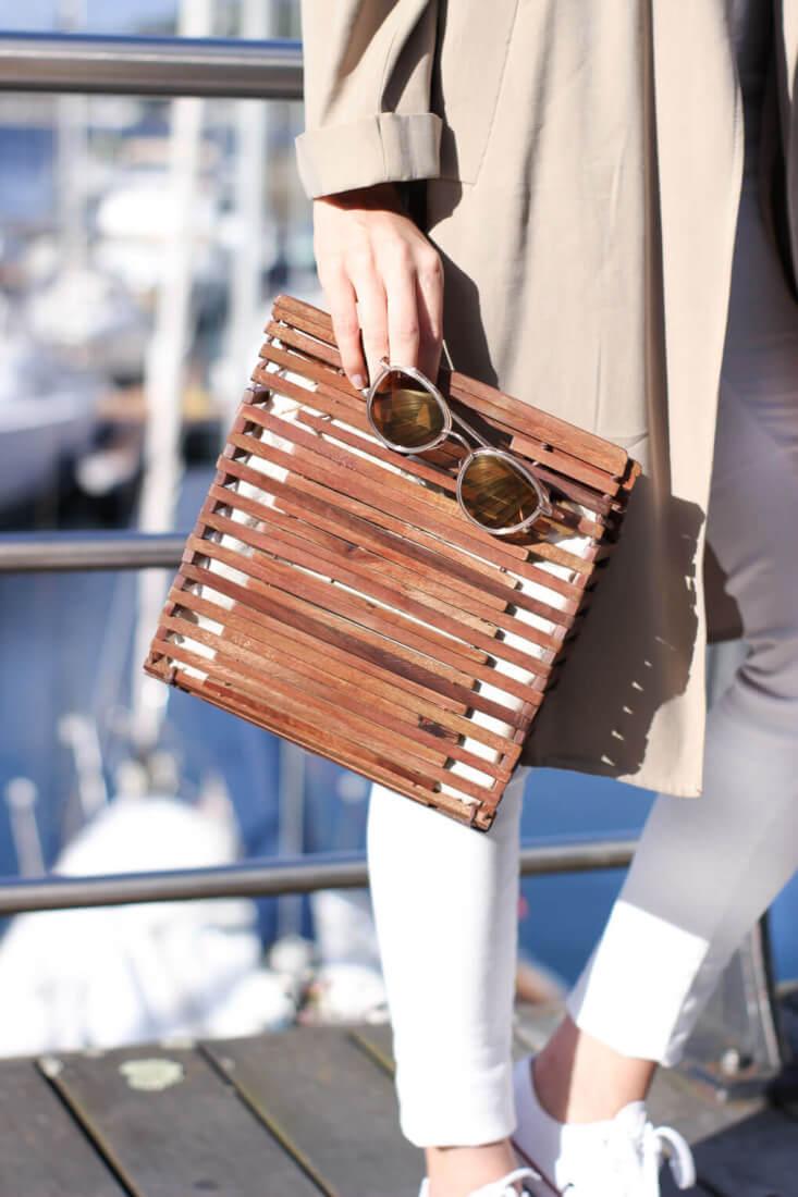 bolso madera zara street style bolso madera siempre hay algo que ponerse multiópticas contalén