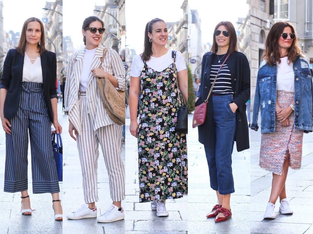 Street style June Vigo – fashion on the street