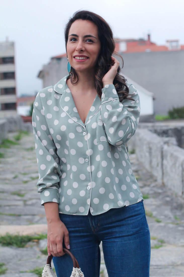 camisa pijama siempre hay algo que ponerse blog moda galicia