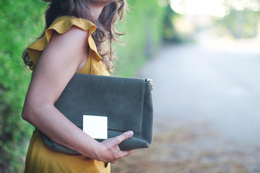 siempre hay algo que ponerse vestido de botones blog moda pontevedra
