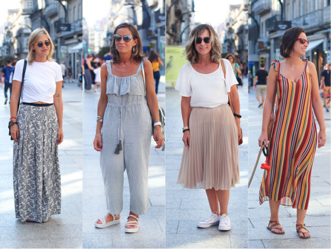 Street Style September Vigo – Fashion in Galicia