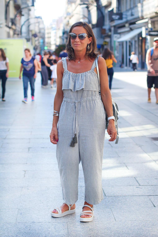 street style septiembre vigo street style pontevedra street style jumpsuit