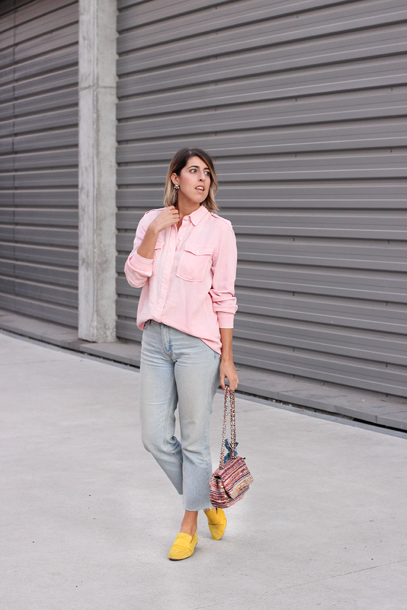 look-mom-jeans-camisa-rosa-blog-moda