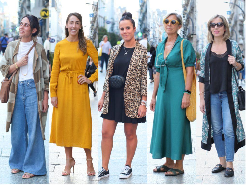 Street Style Vigo Octubre 2018