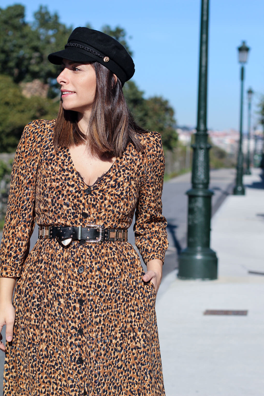 siemprehayalgoqueponerse street style leopardo como combinar tus botas cowboy
