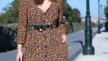 Street style leopard