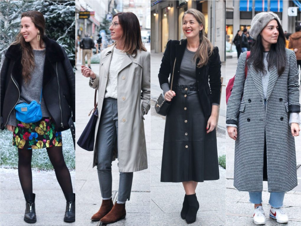 Street Style Vigo December 2018 – Fashion in the city of the Christmas Lights