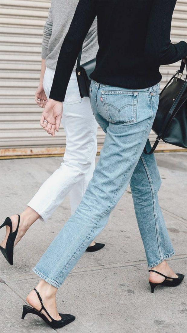 ¿Por qué es importante el tipo de bolsillo para encontrar los jeans perfectos?