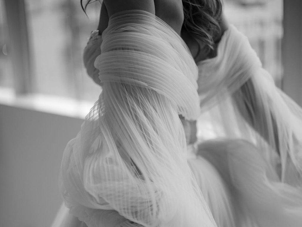 Vestidos para una novia poco convencional