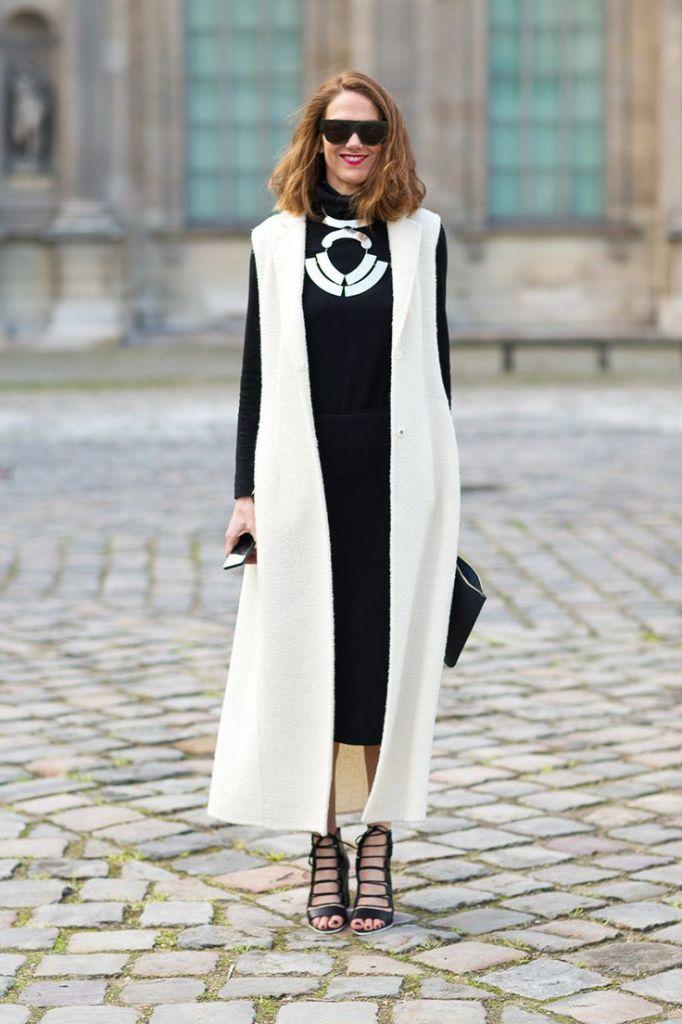 streetstyle-vest-como-combinar-tu-chaleco-largo-con-vestido-1